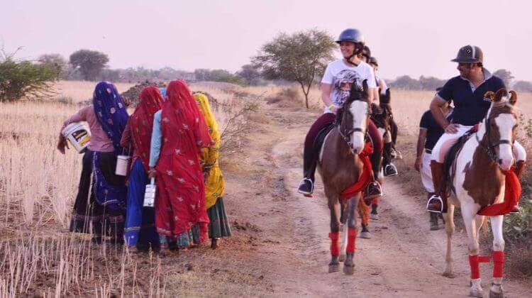 Amount For Jeep Safari & Horse Safari in Rajasthan