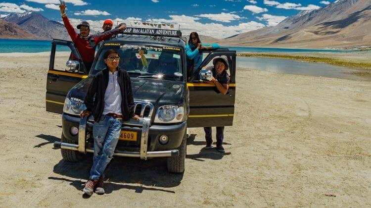 Amount For Jeep Safari in Manali
