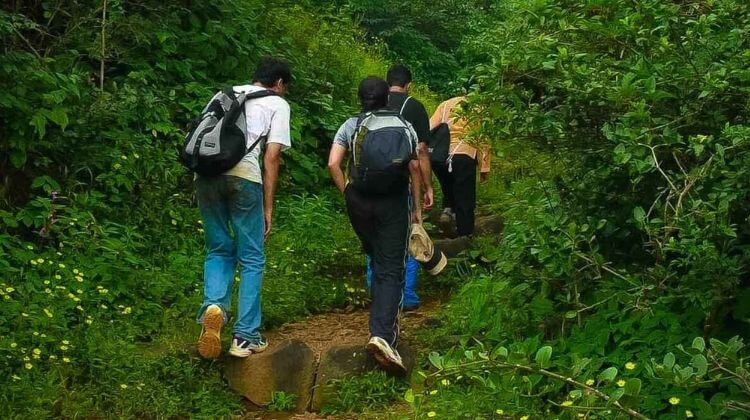 Amount For Trekking in Andaman
