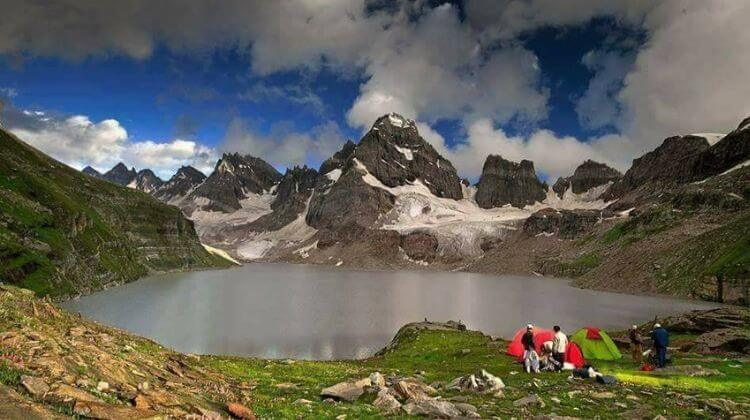 Amount For Trekking in Kashmir