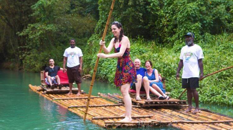 Bamboo Rafting in Kerala Price