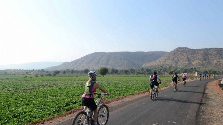 Cycling Tour With Leopard in Rajasthan Reviews