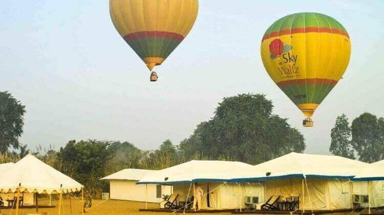 Hot Air Balloon in Rajasthan Cost