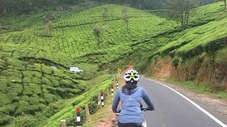 Kerala Tour Package with Cycling