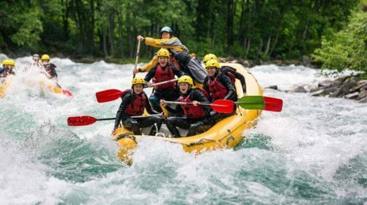 Manali Tour Package with River Rafting