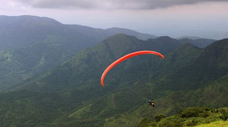 Paragliding in Kerala Cost