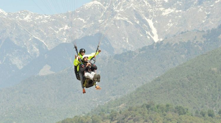 Paragliding in Manali Reviews