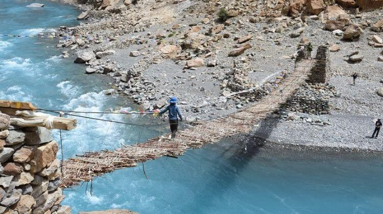 Best Time for River Crossing in Manali