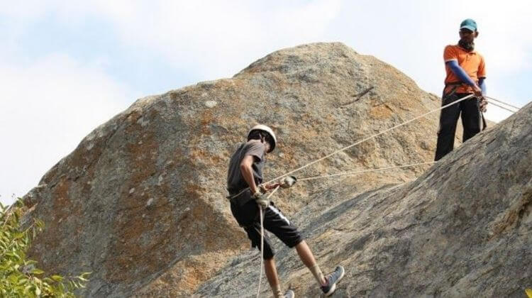 Price for Rock Climbing in Kerala