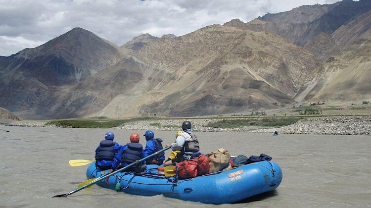 River Rafting in Kashmir Cost