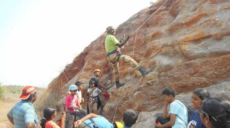 Rock Climbing in Kerala Reviews