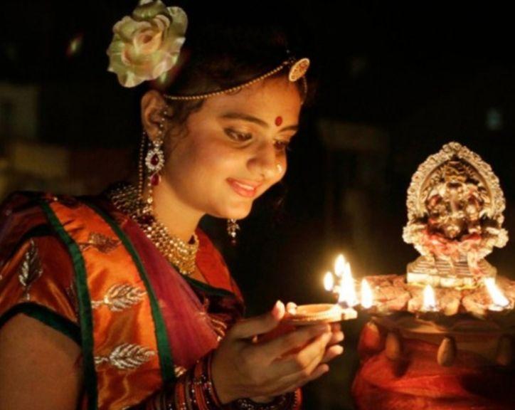 Diwali in Kerala