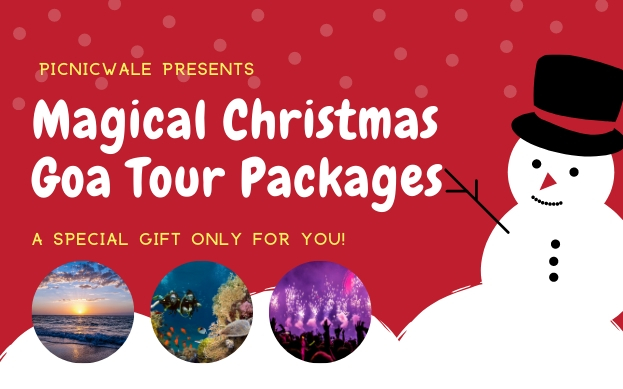Christmas Goa Tour Packages